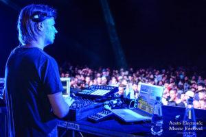 Alex Bau @ Acuto electronic music festival