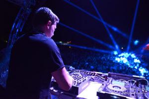 Hans Bouffmyhre @ Acuto electronic music festival